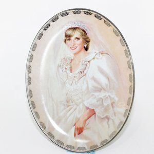 "Bradford Exchange ""The People's Princess"" Diana"